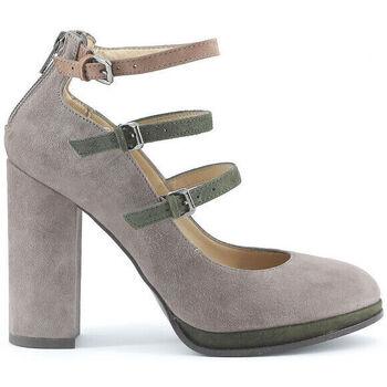 Zapatos Mujer Zapatos de tacón Made In Italia - filomena Gris