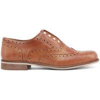 Zapatos Mujer Derbie Made In Italia - teorema Marrón