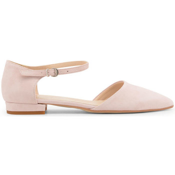 Zapatos Mujer Bailarinas-manoletinas Made In Italia - baciami Rosa
