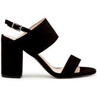 Zapatos Mujer Sandalias Made In Italia - favola Negro