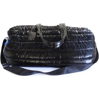 Bolsos Bolso de viaje Nuvola. Duffle Bag Apolo Puffer Style. Black
