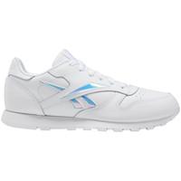 Zapatos Niños Zapatillas bajas Reebok Sport Classic leather Blanco