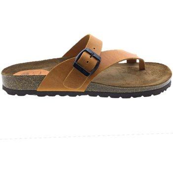 Zapatos Mujer Chanclas Interbios Sandalias  7119 Naranja Naranja