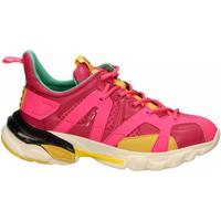 Zapatos Mujer Zapatillas bajas La Carrie Shoes SNEAKER ALLACCIATA fuxia