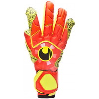 Accesorios textil Guantes Uhlsport Dynamic Impulse Supergrip HN Dynamic orange-Fluor yellow-Black