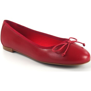 Zapatos Mujer Bailarinas-manoletinas Maria Jaen Zapato señora  62 rojo Rojo