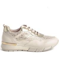 Zapatos Mujer Zapatillas bajas Stephen Allen 10833-L7 Oro