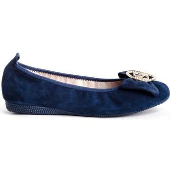 Zapatos Mujer Derbie & Richelieu Stephen Allen 31125-3 Azul