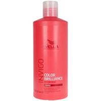 Belleza Mujer Champú Wella Invigo Color Brilliance Shampoo Coarse Hair  500 ml