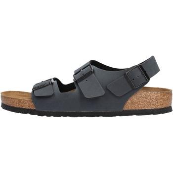 Zapatos Hombre Sandalias Birkenstock - Milano blu 634513 BLU