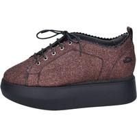 Zapatos Mujer Zapatillas bajas Guardiani BN351 rojo