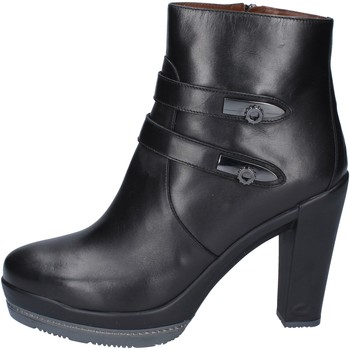 Zapatos Mujer Botines Guardiani BN363 negro