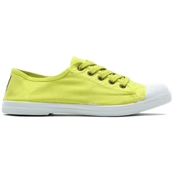 Zapatos Mujer Tenis Natural World Tennis en toile 641-102E Butterfly Verde