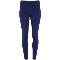 textil Mujer Leggings Tridri TR031 Azul