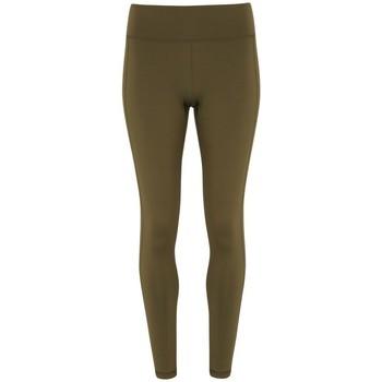 textil Mujer Leggings Tridri TR031 Verde