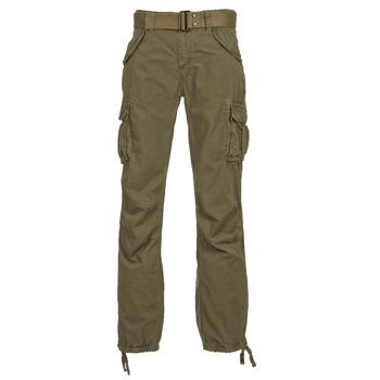 textil Hombre Pantalón cargo Schott BATTLE Kaki