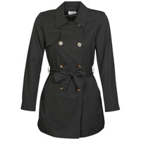 textil Mujer trench Only ONLVALERIE Negro