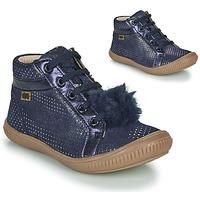 Zapatos Niña Zapatillas altas GBB ISAURE Azul