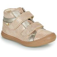 Zapatos Niña Zapatillas altas GBB EDEA Beige