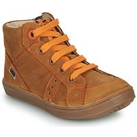 Zapatos Niño Zapatillas altas GBB ANGELITO Marrón
