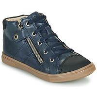 Zapatos Niño Zapatillas altas GBB KAMIL Azul