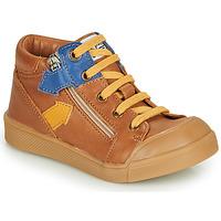 Zapatos Niño Zapatillas altas GBB IONNIS Marrón