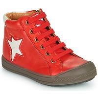 Zapatos Niño Zapatillas altas GBB KASSIO Rojo