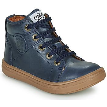 Zapatos Niño Zapatillas altas GBB KELIG Azul