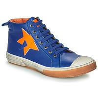 Zapatos Niño Zapatillas altas GBB OCALIAN Azul