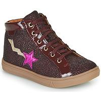 Zapatos Niña Zapatillas altas GBB TADEA Burdeo