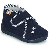 Zapatos Niños Pantuflas GBB KEELIO Azul