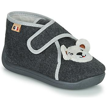 Zapatos Niños Pantuflas GBB KEELIO Gris