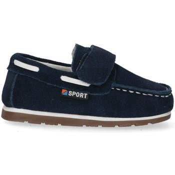Zapatos Niño Mocasín Bubble 48474 azul