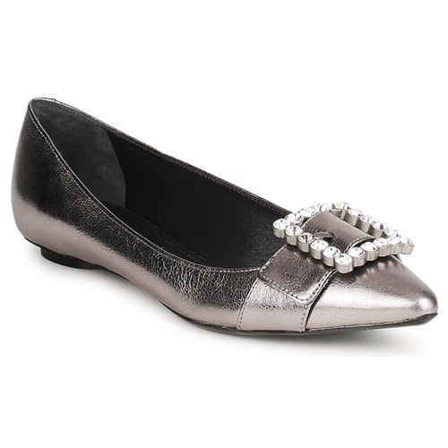 Zapatos promocionales Marc Jacobs MJ19417 Plateado  Zapatos de mujer baratos zapatos de mujer