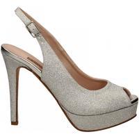 Zapatos Mujer Sandalias Albano MESH argento