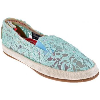 Zapatos Mujer Alpargatas O-joo  Verde