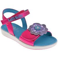 Zapatos Niña Sandalias Lelli Kelly  Rosa