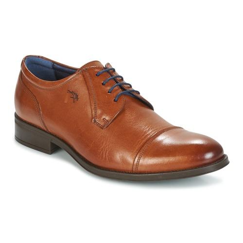 13893534b Zapatos Hombre Derbie Fluchos HERACLES Marrón