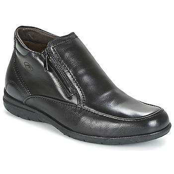 Zapatos Hombre Botas de caña baja Fluchos LUCA Negro