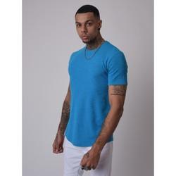 textil Hombre Camisetas manga corta Project X Paris  Azul