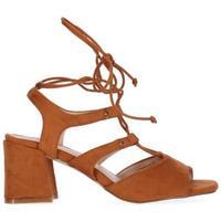 Zapatos Mujer Sandalias Chika 10 NOELIA 04 Cuero/Tan