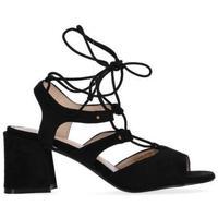 Zapatos Mujer Sandalias Chika 10 NOELIA 04 Negro/Black