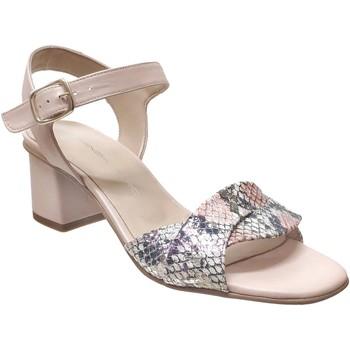 Zapatos Mujer Sandalias Brenda Zaro F3650 Rosa pálido