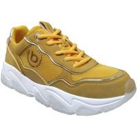 Zapatos Mujer Zapatillas bajas Bugatti 431-84601-5550 ceyda amarillo