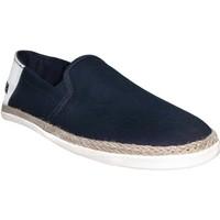 Zapatos Hombre Alpargatas Pepe jeans Maui slip on lienzo marino