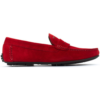 Zapatos Hombre Mocasín Martinelli PACIFIC 1411 ROUGE