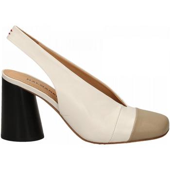 Zapatos Mujer Zapatos de tacón Halmanera ORIETT BABY KID stone