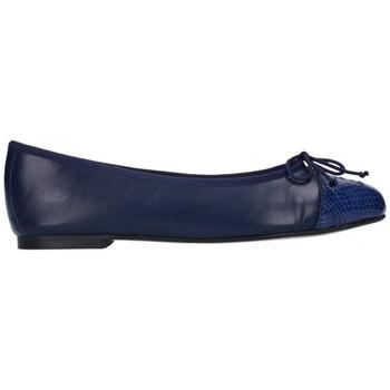Zapatos Mujer Bailarinas-manoletinas Euforia EDITH mestizo marino Mujer Azul marino bleu