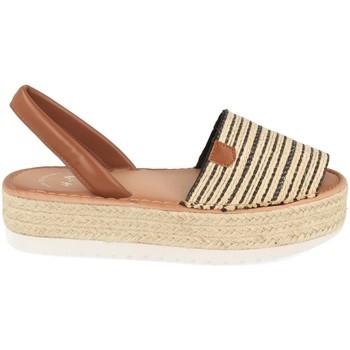 Zapatos Mujer Alpargatas Colilai H021 Negro