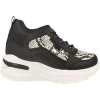 Zapatos Mujer Zapatillas altas Festissimo Y288-100 Negro
